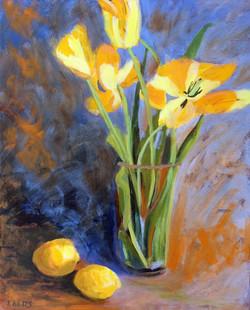Claire's Lemons & Tulips