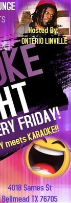 Hip Hop Karaoke every Friday