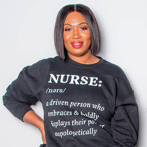 What Defines A Nurse Sweatshirt