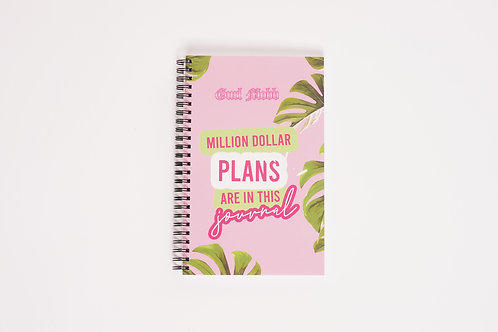 Million Dollar Plans Are In This Journal