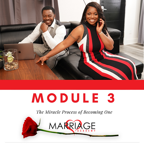 Module 3: The Process of Becoming One