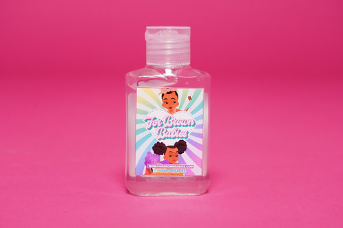 For Brown Babies Hand Sanitizer