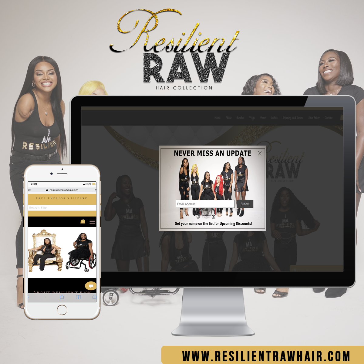 resilientrawwebsite