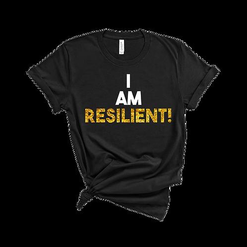 Resilient Raw Tshirt