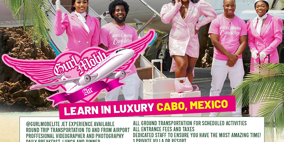 Learn In Luxury: Cabo, Mexico