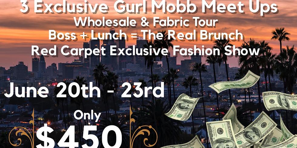 Gurl Mobb Takes BET Award's Weekend
