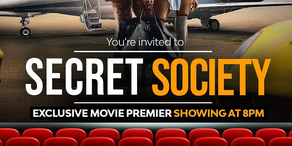 Fashion Bomb Daily Presents Secret Society Celebration Premier
