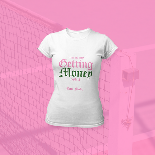 This Is My Getting Money T-shirt