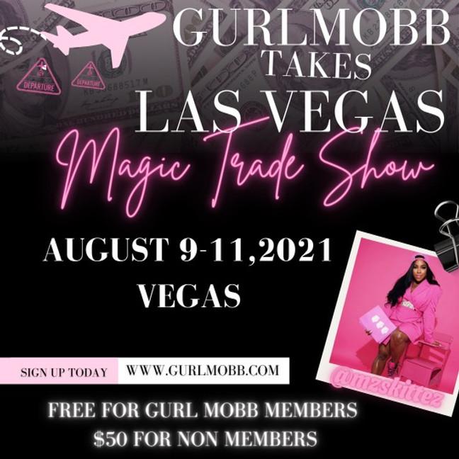 Gurl Mobb Takes Vegas