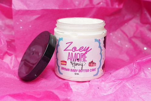 Brown Baby Butter Cake Scent