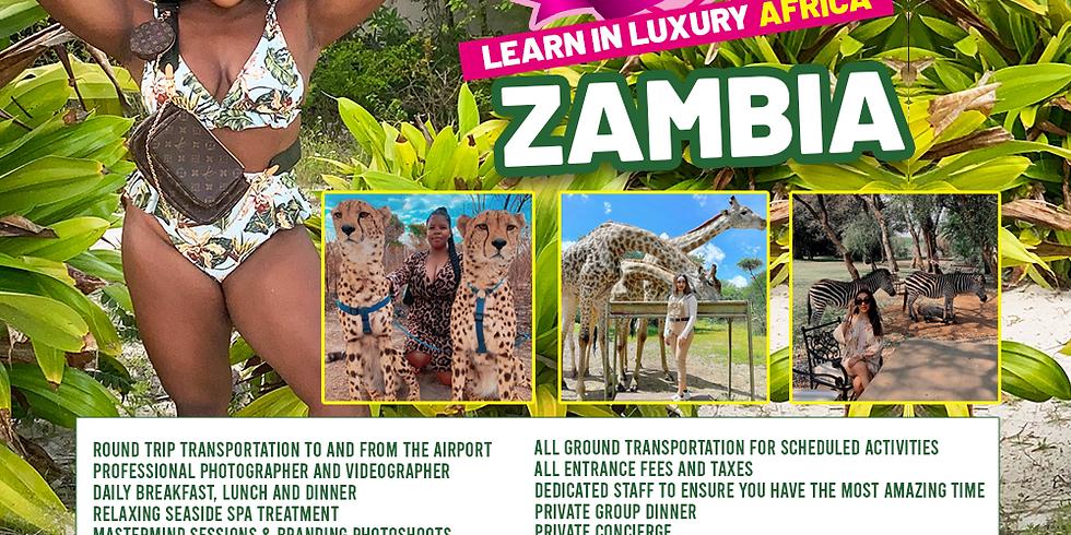 Africa Learn In Luxury