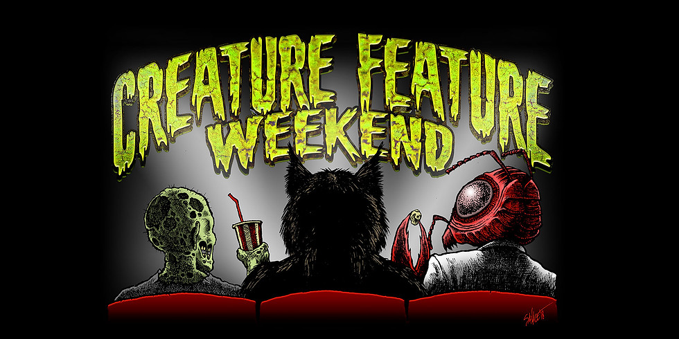 Creature Feature Weekend at The Cumberland Drive-In