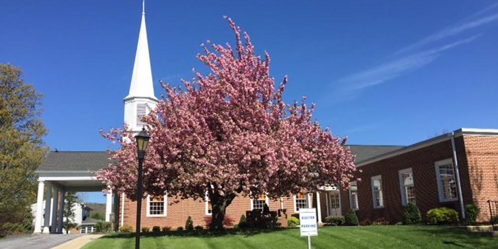 Italian Job at Calvary United Methodist Church