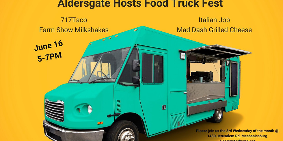 Aldersgate Church Food Truck Festival