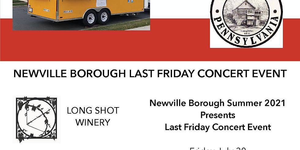 Newville Borough Last Friday Concert Event
