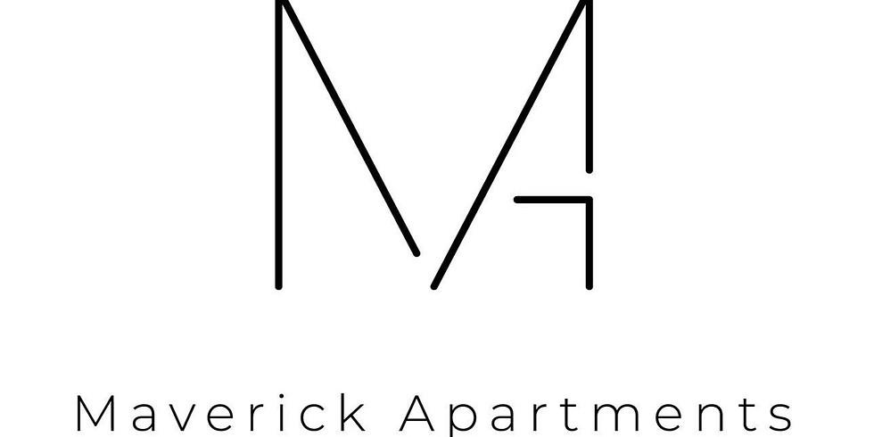 Live at Maverick Apartments Open House