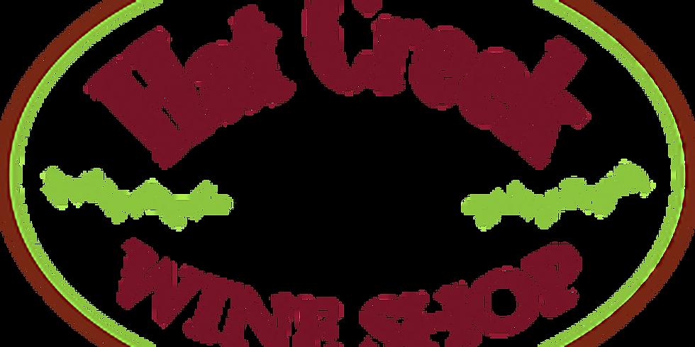 Italian Job at Hat Creek Wine Shop