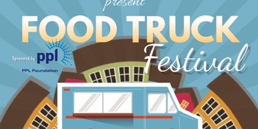 Susquehanna Township Alumni Association and HANNA Foundation Food Truck Festival
