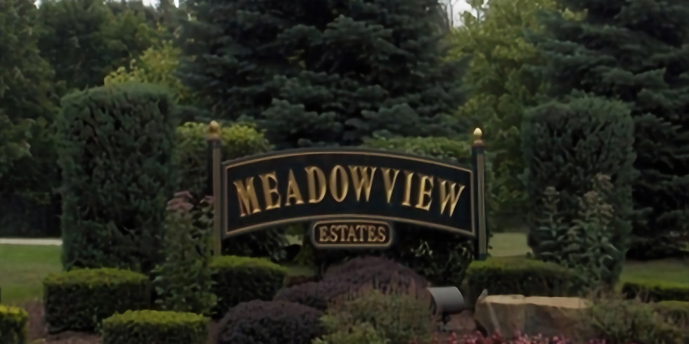 Dinner with Meadowview Estates