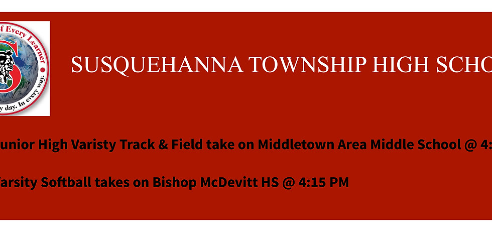 Italian Job at Susquehanna Twp HS Track Meet