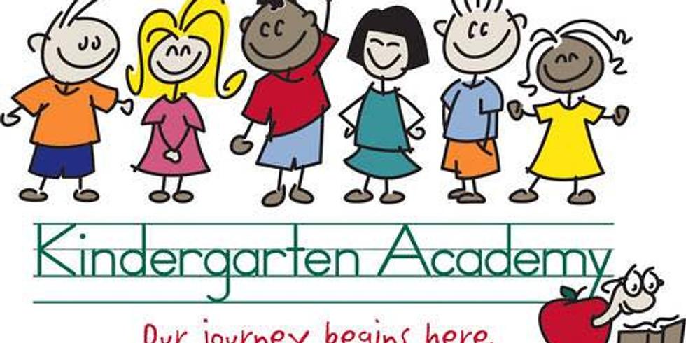 Lunch at the Kindergarten Academy