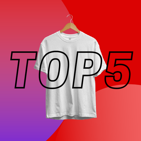 Top 5 Best Tshirt Brands in India for Men and Women | Top Rated in 2020