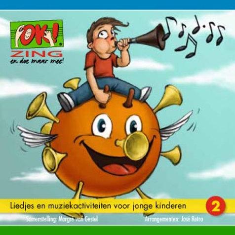 CD 2 Zing en doe maar mee