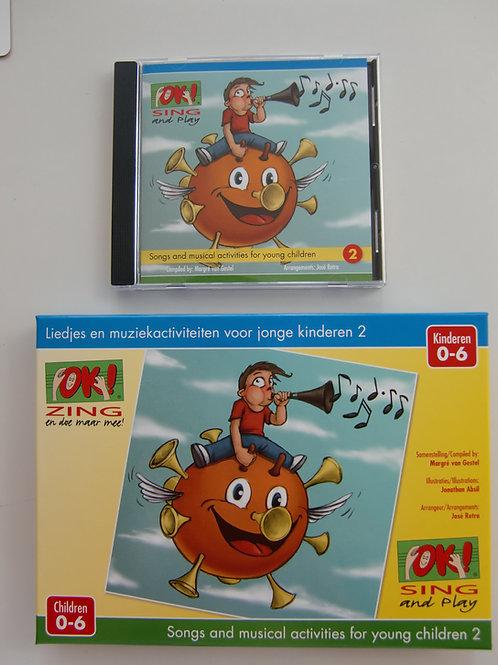 Doosje 2 Zing en doe maar mee (met cd)