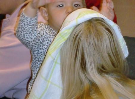 Zing maar... je baby voelt zich veilig.