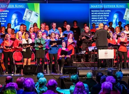 De voordelen van zingen in een koor