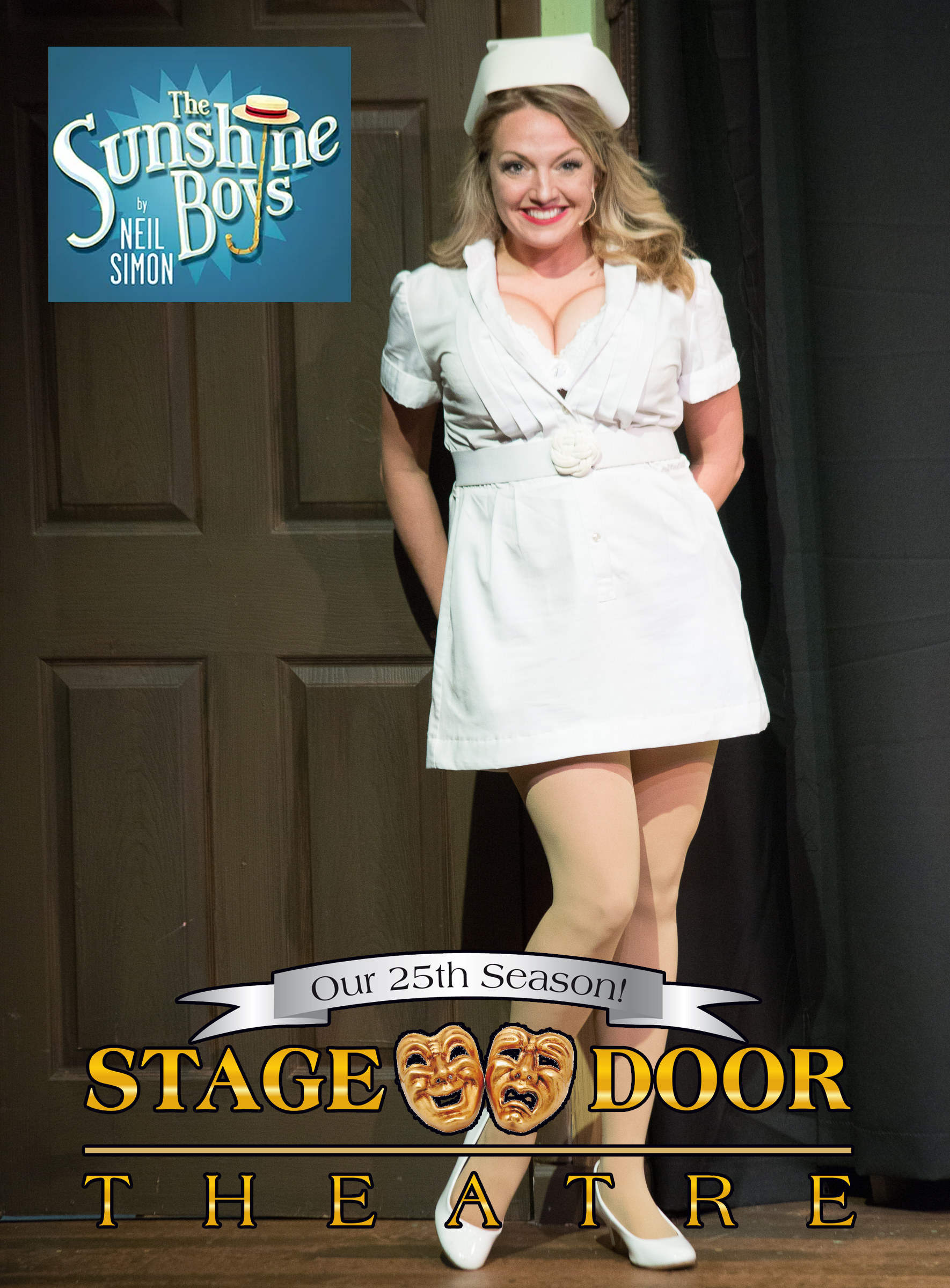Nurse- Sunshine Boys- Broward Stage