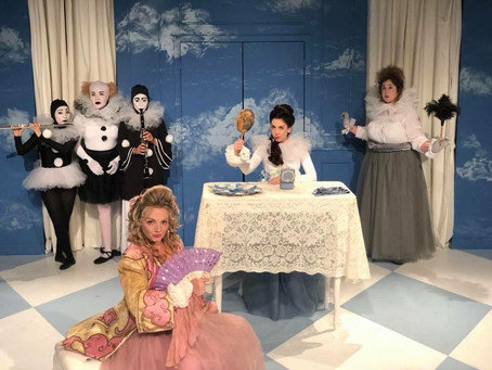 Review: Thinking Cap Theatre gives 'The Emperor of the Moon' a dose of lunacy