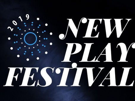 Cast in Play NEW PLAY FESTIVAL 2019