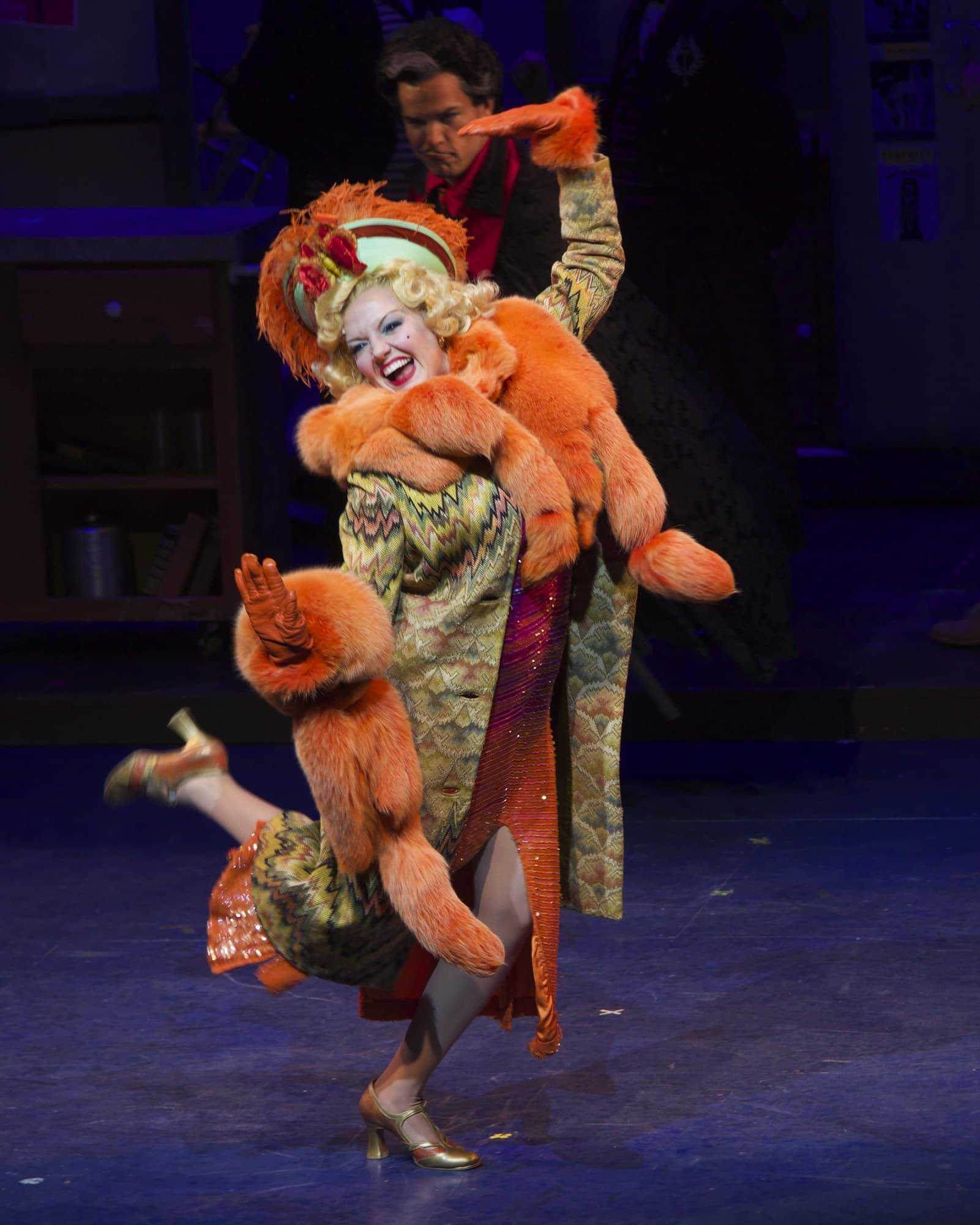 Kitty- Drowsy Chaperone- Wick