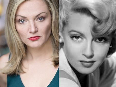 Cast as Lana Turner in Starmaker
