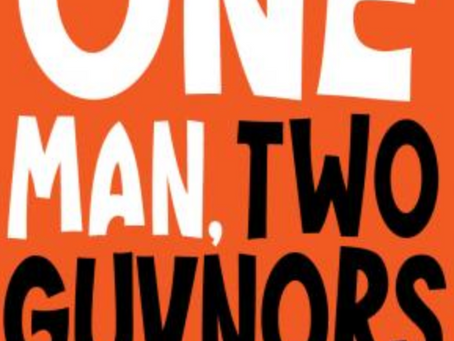 Called back for Pauline & Rachelo/Rosco, one man two man 'guvners @ Actors Playhouse