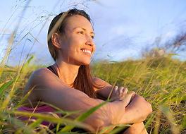 naturopathic hapiness wellness woman