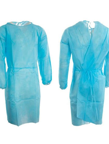 Insulation Dresses Adult Disposable Long