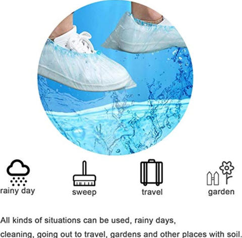 Diadays Medical Disposable Overshoes Sho