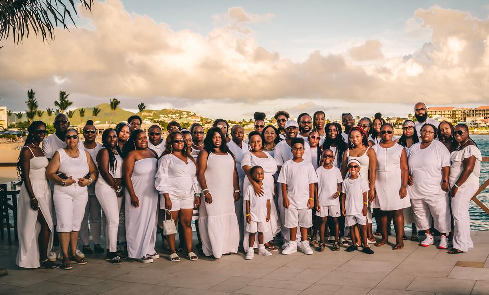 St Maarten Family retreat 2019