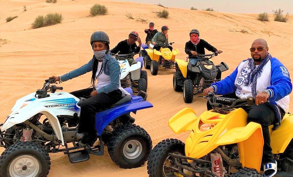 ATV Dune Excursions