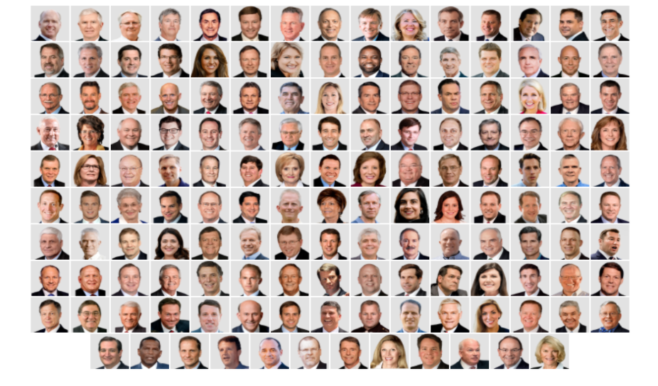 What to do with these 147 Congressional Republicans who refused to certify the 2020 elections.