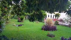 Amplios Jardines vista lateral