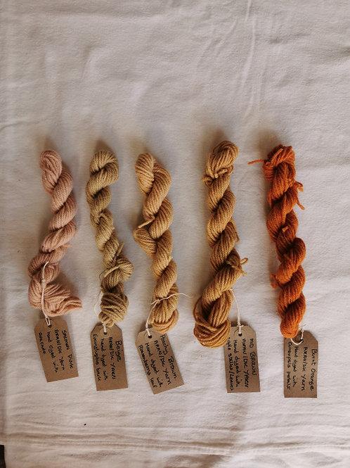 Dyed Yarn