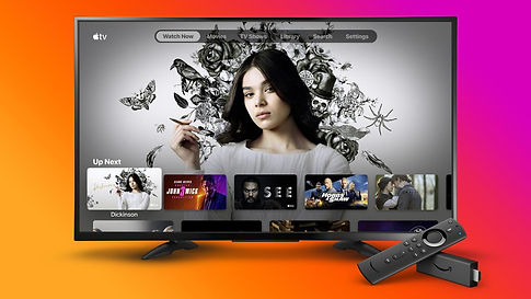 FireTV Stick 4K for Home Theaters