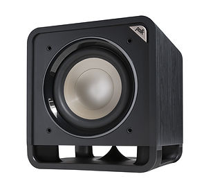 """Polk Audio Home Theater Series HTS 10 Subwoofer with 10"""" Driver"""