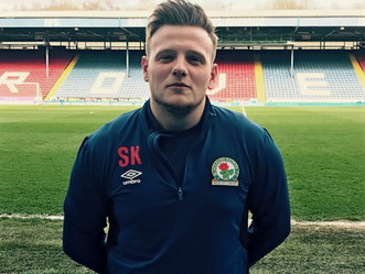 Empowerband Review - Sam Kelly Physio For Blackburn Rovers U23's