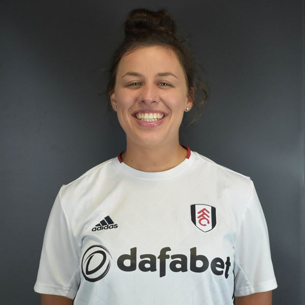 Mary Southgate WFC Fulham Captain