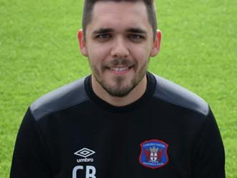 Chris Brunskill Carlisle Utd Academy Physio