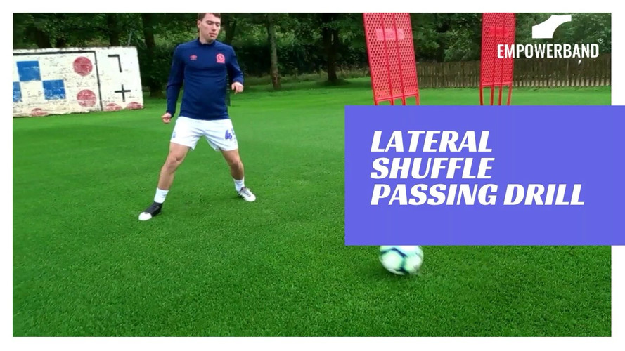 Lateral Passing Drill